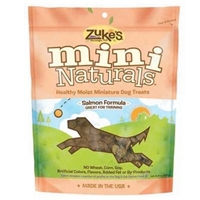Zuke's Performance Mini Naturals Salmon Flavor 1 lb. Pouch