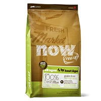 NOW! GRAIN FREE SMALL BREED ADULT DOG 4/6LB
