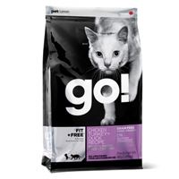 Go! Fit & Free Grain Free Chicken, Turkey, and Duck Recipe Cat Food