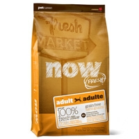 NOW! GRAIN FREE ADULT DOG 4/6LB