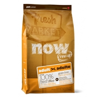 NOW! GRAIN FREE ADULT DOG 25LB