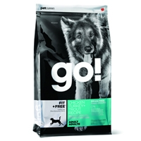 Go! Fit + Free Grain Free Adult Dog 20/8 Oz