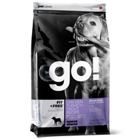 Go! Fit + Free Grain Free Senior Dog 20/8 Oz