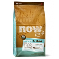 Now! Fresh Grain Free Large Breed Puppy 25 Lb