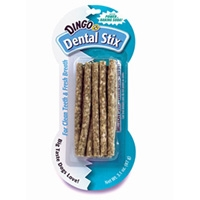 Dingo Dental Munchy Stix 10 Pack 5""