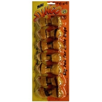 Dingo Knotted Beefy Mini 7 Pack 2.5""