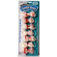 Dingo Dental Mini 7 Pk. - White 2.5 ""