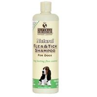 Natural Chemistry Natural Flea/Tick Shampoo 16.9oz