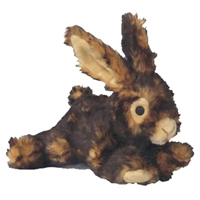 Patchwork Pet Plush Rabbit 15""