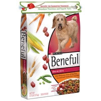 Beneful Beef Dog Food 15.5 lb. Case