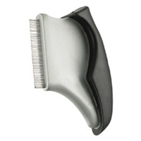 JW Pet Company GripSoft Small Flea Comb