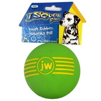 JW Pet Company iSqueak Ball Large Dog Toy