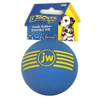 JW Pet Company iSqueak Ball Medium Dog Toy