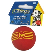 JW Pet Company iSqueak Ball Small Dog Toy