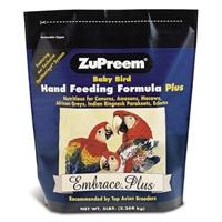 Zupreem Embrace Hand Feeding Plus Formula 5 lb. Bag