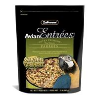 Zupreem Avian Entrees Garden Goodness Parrot 2 lb. Pouch