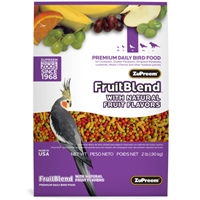 Zupreem Fruitable Tiel 2lb