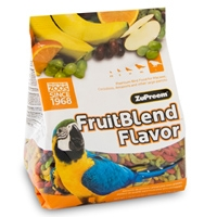 Zupreem Fruitable Large Parrot 2lb