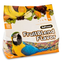 Zupreem Fruitable Large Parrot 12lb