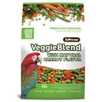 Zupreem VeggieBlend™ Flavor Medium/Large & Large, 3.25 lb