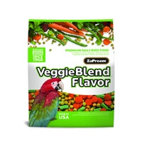 Zupreem VeggieBlend™ Flavor Medium/Large & Large