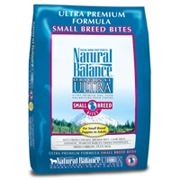 Natural Balance Ultra Premium Small Bite Dog 12.5 lb.