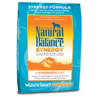 Natural Balance Synergy Ultra Dry Dog Food 28 lb.