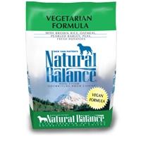 Natural Balance Vegetarian Formula 6/5 lb.