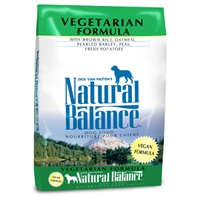 Natural Balance Vegetarian Formula Dry Dog 15 lb.