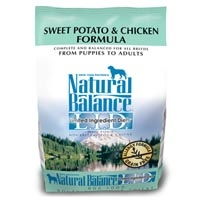 Natural Balance Limited Ingredient Diet Chicken & Sweet Potato Dry Dog Food 5 lbs.