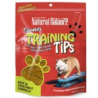 Natural Balance Training Tips Beef & Vegetable 6 oz.