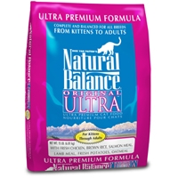 Natural Balance Indoor Ultra Premium Dry Cat 15 lb.