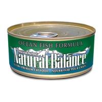 Natural Balance Ocean Fish Can Cat 6 oz.