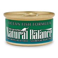 Natural Balance Ocean Fish Can Cat Food