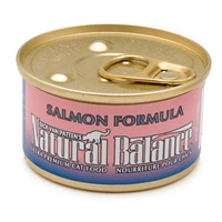 Natural Balance Salmon Can Cat Food