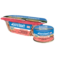 Natural Balance Delectable Delights O'Fishally Scampi Container Cat Stew