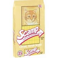 Scamp Litter 25 Lbs