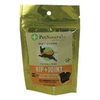Pet Naturals of Vermont Softchews Hip & Joint for Small Dogs 6/2.22 oz