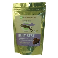Pet Naturals of Vermont Softchews Daily Best for Dogs 6/5.55 oz