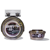 Midwest Snappy Fit Water/Feed Bowl 1 qt
