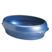 Petmate Oval- Litter Pan