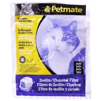 Petmate Basic- Zeolite Litter Pan Filters