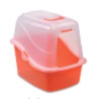 Petmate Designer Hooded Litter Pan Set Assorted Colors