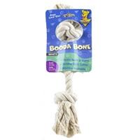 Aspen Pet Booda 2-Knot Rope Bone Small