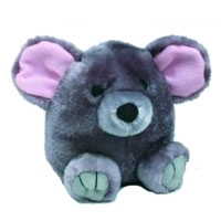 Aspen Pet Booda Medium Squatter - Mouse