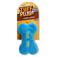 Aspen Pet Tuff Plush Cookie Cutter - Small Bone