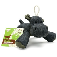 Aspen Pet Eco Plush Large Hippo
