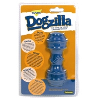 Aspen Pet Dogzilla Rubber Toy Dumbell X Large