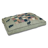 Petmate Quilted- Deluxe Bed