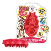 Kong Raspberry Zoomgroom Soft